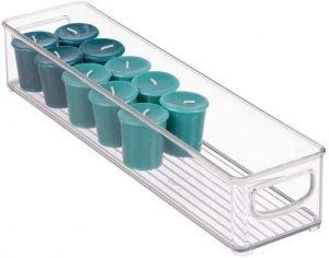 iDesign - Voorraaddoos - 40,6 cm x 10,2 cm x 7,6 cm